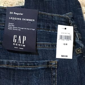NWT GAP Skinny Jeans
